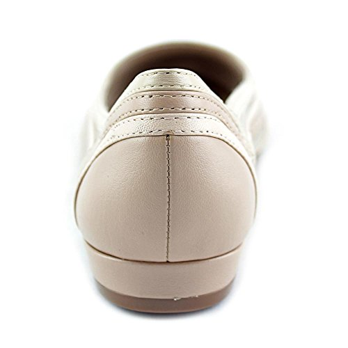 Nina Ward Femmes Cuir Chaussure Plate Nude Ombre
