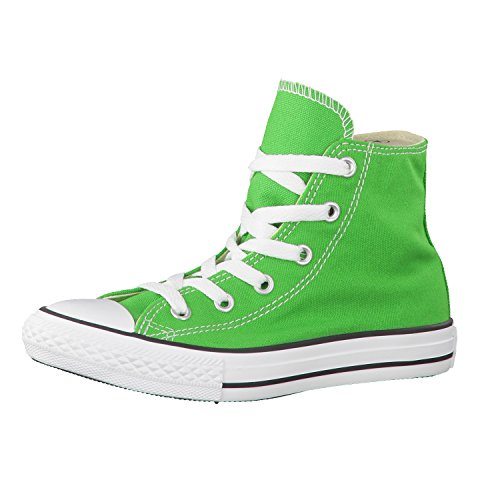 Converse Chucks Kids - CT HI JUNGLE 342369C - Jungle Green, Schuhgröße:33 (Kid Sneakers Converse)