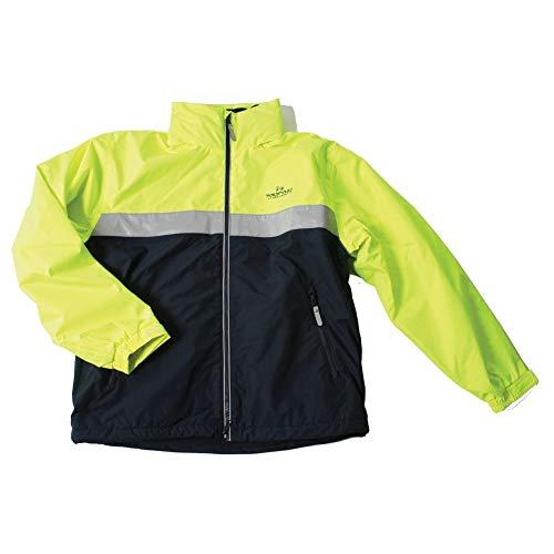 Horseware Kids Neon Corrib Riding Jacket Age 3-4 Fluorescent -