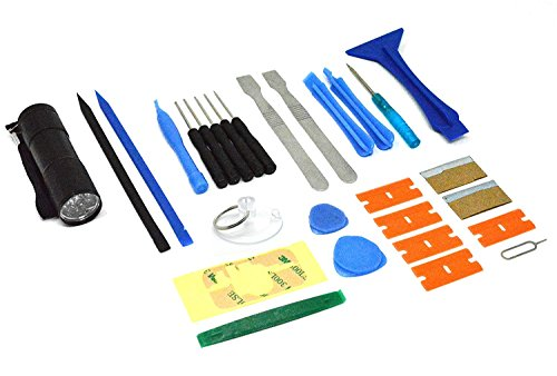 araturset Repair Tools Screwdrivers Set für iPhone, iPad, iPod, Samsung, HTC, Motorola, Handys, Tablets und Geräte [28PCS] Auswahl Werkzeug für Reparatur Fix Broken LCD-Bildschirm ()