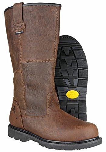 Amblers Safety FS144 Bottes de sécurité brown