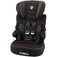 Ferrari GT Black Sige Enfant Originale Auto Bb Groupe