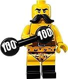 Lego Minifiguren Serie 17 - #2 Zirkus-Kraftprotz - 71018 (Bagged)