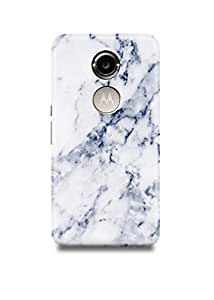 Moto X2 Cover,Moto X2 Case,Moto X2 Back Cover,White & Black Marble Moto X2 Mobile Cover By The Shopmetro-13292