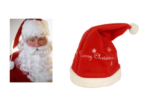 DIV 50842 - Weihnachtsmütze - Mit Sound und Bewegung