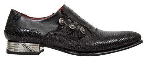 New Rock Herren M Nw152 S1 Slipper Schwarz - Schwarz (Black)