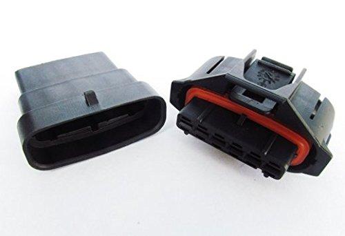 cnkf 10Set Bosch BSK Mappa sensore 6pin connettore maschio e femmina per pompa iniezione diesel 1928403204/192840320 - Elec Pompa Carburante