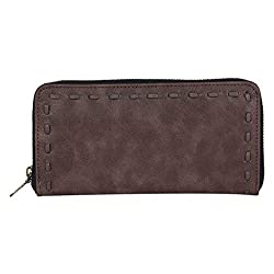 Anekaant Classic Brown Leather Wallet