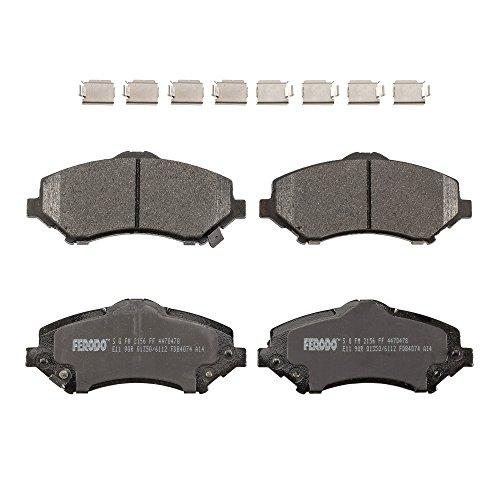 Ferodo FDB4074 -  Premier Kit Pastiglie Freno, Freno A Disco - (confezione 4 pezzi)