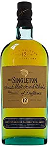 The Singleton of Dufftown 12 Year Old Single Malt Scotch Whisky 70 cl