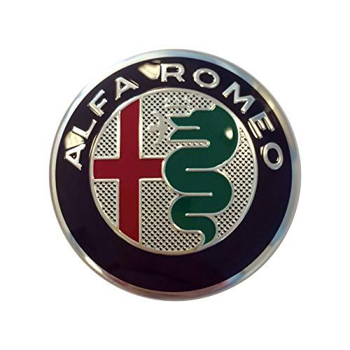 1 ENJOLIVEUR COUPELLE ALFA ROMEO MITO MY /ÉCUSSON ORIGINAL BORCHIA BOUCHON JANTE EN ALLIAGE