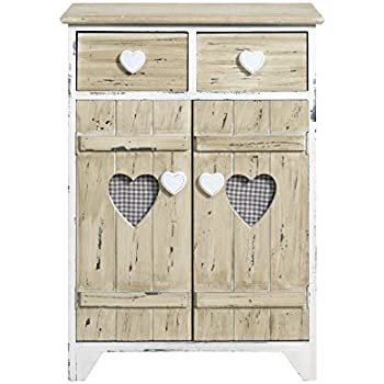 Rebecca mobili mounted cabinet chest of drawers 1 drawer for Mobili wooden art