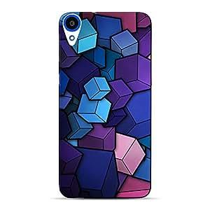 Mobile Back Cover For HTC Desire 820 (Printed Designer Case)