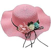 GYwink Cappellino Neonato Berretto da Spiaggia per Cappello da Sole con  Cappuccio Pieghevole da Bambino per 7d7cfa1daf3d