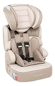 Foppapedretti 9700326500 Babyroad Seggiolino Auto, Silver