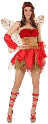 Imagen de atosa  disfraz de hadas de otoño para mujer, talla m/l 5960