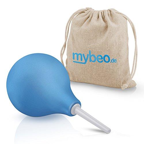 Mybeo Anal / Vaginaldusche / Klistierspritze - hygienische Intimdusche 224 ml + inklusive Stoffbeutel