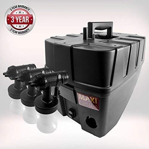 maximist Pro TNT sprühbräune Maschine mit gratis OMG Solutions -