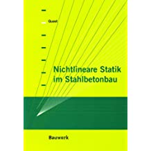 Nichtlineare Statik im Stahlbetonbau