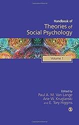 Handbook of Theories of Social Psychology (Sage Social Psychology Program)
