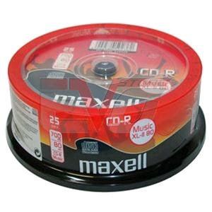 25-maxell-cd-r-digital-audio-musik-rohlinge-xl-ii-music