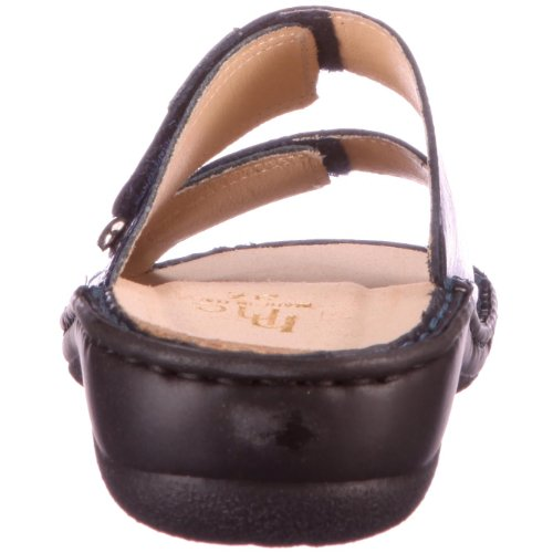 Hans Herrmann Collection Pisa 028412B Damen Clogs & Pantoletten Blau/Bleu