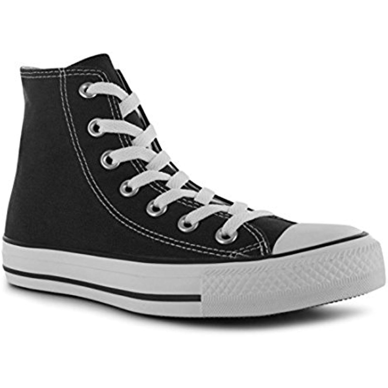 Converse Chuck Taylor All Star Season Hi, Baskets Basses Homme Homme Basses - Noir - Noir, 37 - B00Q711JSI - e9d4b2