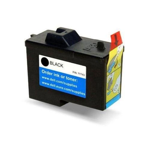Dell FN181Tintenpatrone schwarz (Tintenpatrone 7y743)