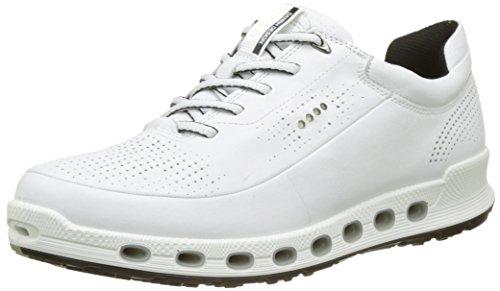 ECCO Damen Cool 2.0 Sneaker, Weiß (1007white), 42 EU