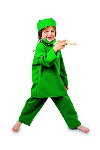 Op Und Grüne Kostüm Kittel - small foot 6504 OP Arzt Kostüm