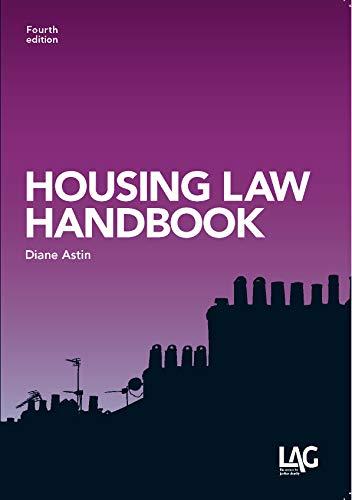 Housing Law Handbook