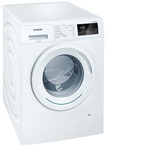 Siemens WM14N060 iQ300 Waschmaschine FL / A+++ / 137 kWh/Jahr / 1400 UpM / 6 kg / Großes Display...
