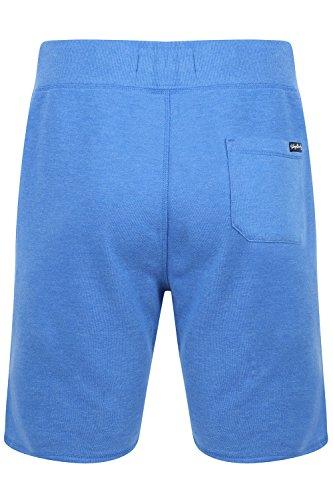 Tokyo Laundry Herren Shorts 'Beaverton' Red Feather - Cornflower Blue