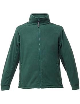 Topsport - Chaqueta - Vellón - para hombre verde verde oscuro Large
