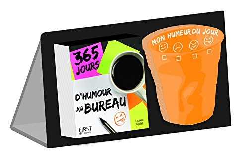 365 jours d'humour au bureau - Almanach + bloc-notes