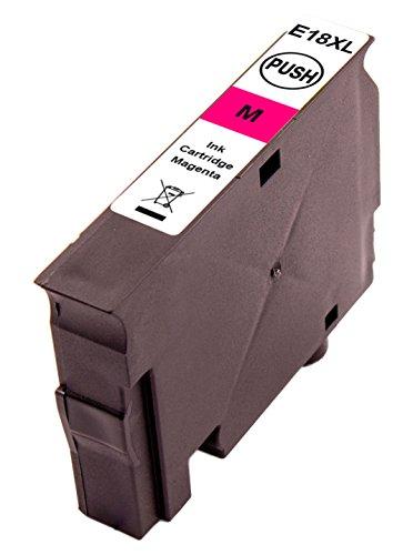 Preisvergleich Produktbild Peach Tintenpatrone magenta kompatibel zu Epson No. 18XL m, T1813