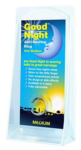 Good Night Anti Snoring Medium Ring