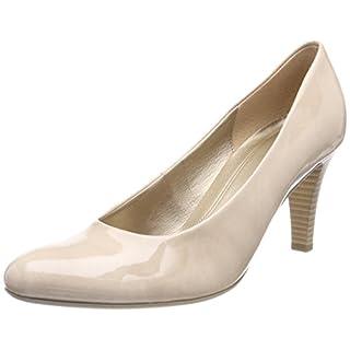 Gabor Shoes Damen Basic Pumps, Beige (Sand), 40 EU