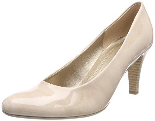 Gabor Shoes Damen Basic Pumps, Beige (Sand), 37 EU