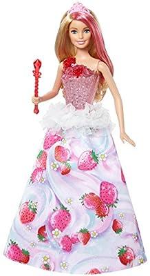 Barbie - Barbie Princesse Bonbons Sons et Lumières