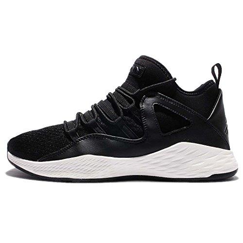 Jordan Formula 23 Schuhe Sneaker Neu (EUR 43 US 9.5 UK 8.5, Black/Black-Sail)