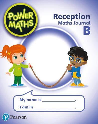 Power Maths Reception Pupil Journal B (Power Maths Print)