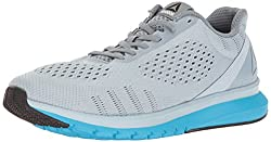 Reebok Mens Print Smooth Ultk Running Shoe, Gable Grey/Asteroid Dust/Black/Caribbean Teal, 7.5 M US