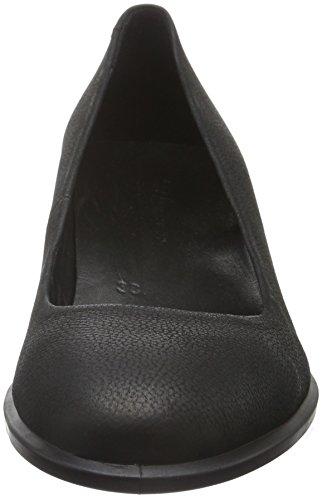 Ecco Shape 35, Escarpins Femme Noir (BLACK2001)