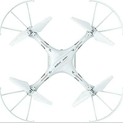 Ocamo Drone with HD camera R/C Quadcopter Drones for Beginners White