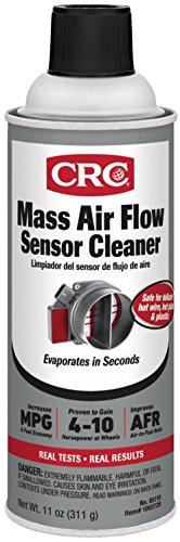 CRC 05110 Mass Air Flow Sensor Cleaner - 11 Wt Oz. by CRC