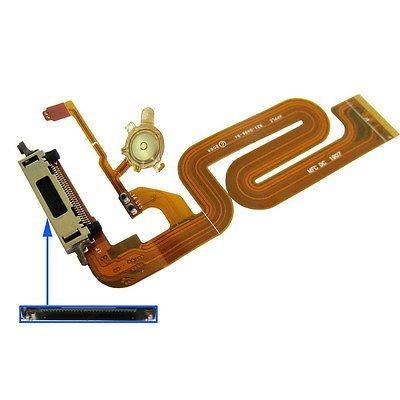 Iphone 2g Dock (Flat Dock Syncro - Flachstecker für Ladekabel für iPhone 2G)