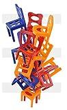 ISO TRADE Gioco di abilità per Tutta la Famiglia Falling Chairs #6720