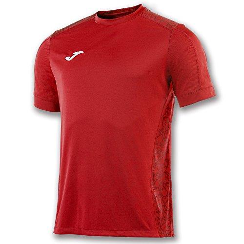 JOMA T-SHIRT DINAMO II M/C Uniforms CAMISETAS EQUIP Rosso