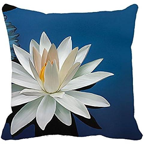 yinggouen so beautigul loto Decorare per un divano federa Cuscino 45x 45cm